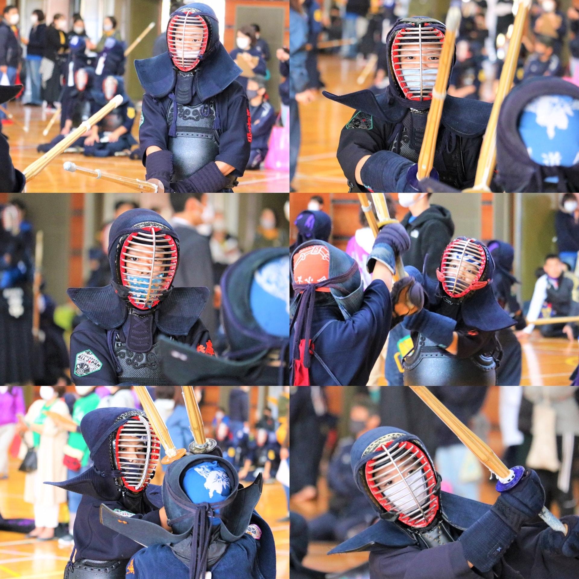白川台少年剣修会練成会に参加させて頂きました!