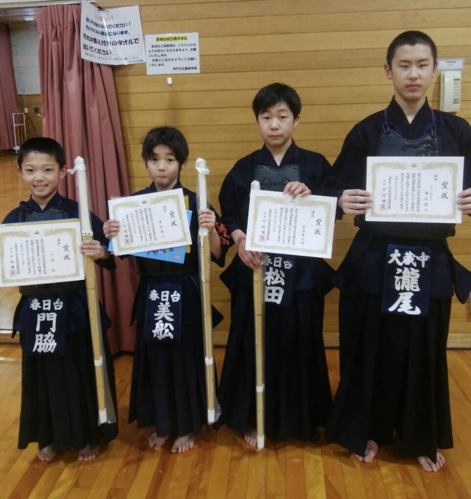 第42回日本剣道少年団研修会 書道展に参加しました