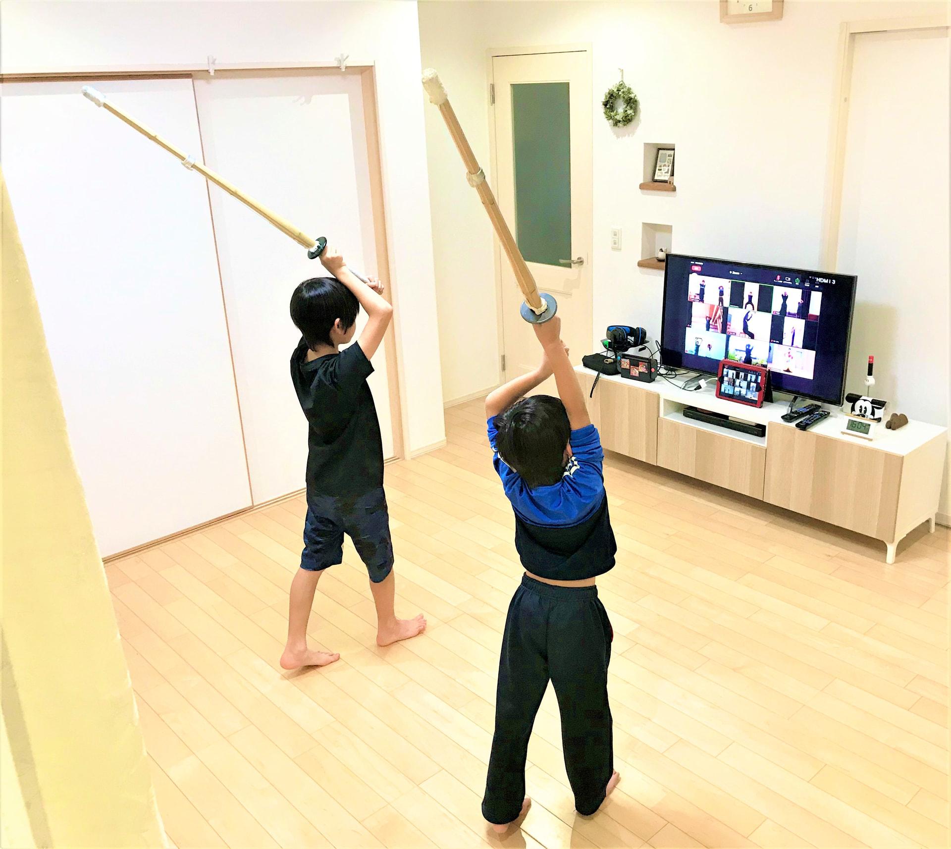 春剣ブログ「第3回オンライン稽古を開催しました」 | 春日台剣友会