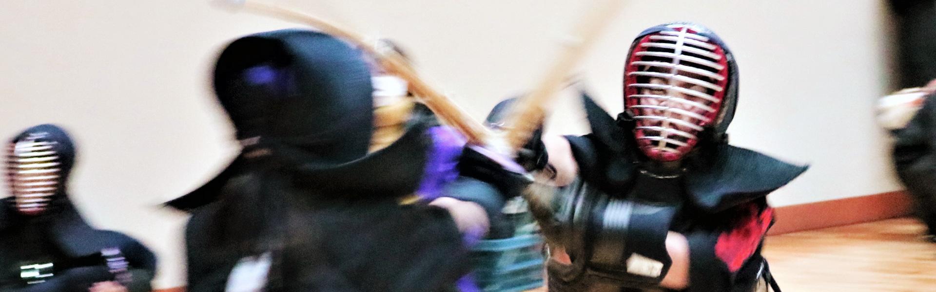 手ぶらで体験入門OK!きみも剣道教室「春日台剣友会」の門をたたいてみよう!